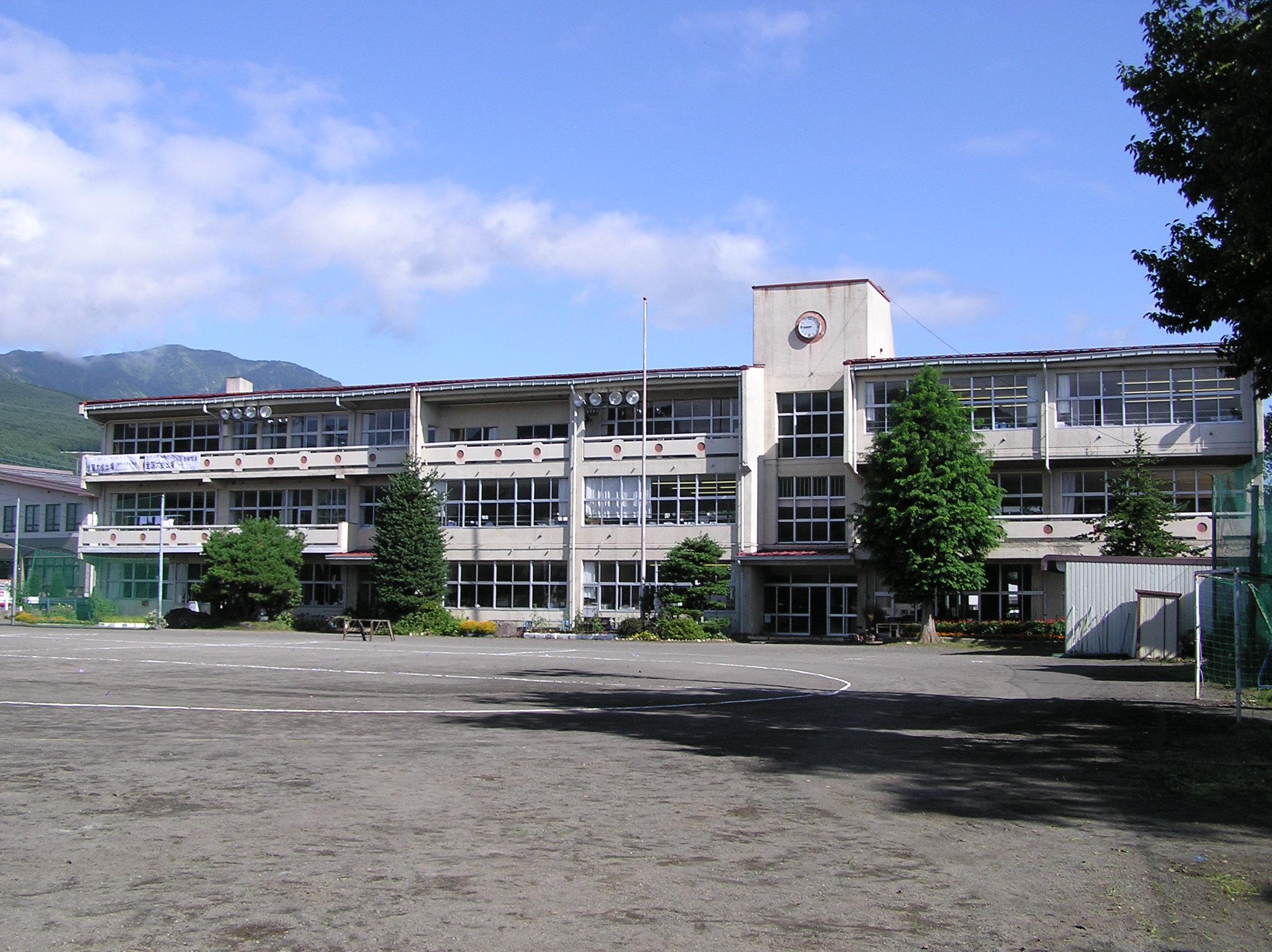 イメージ 嬬恋村立田代小学校